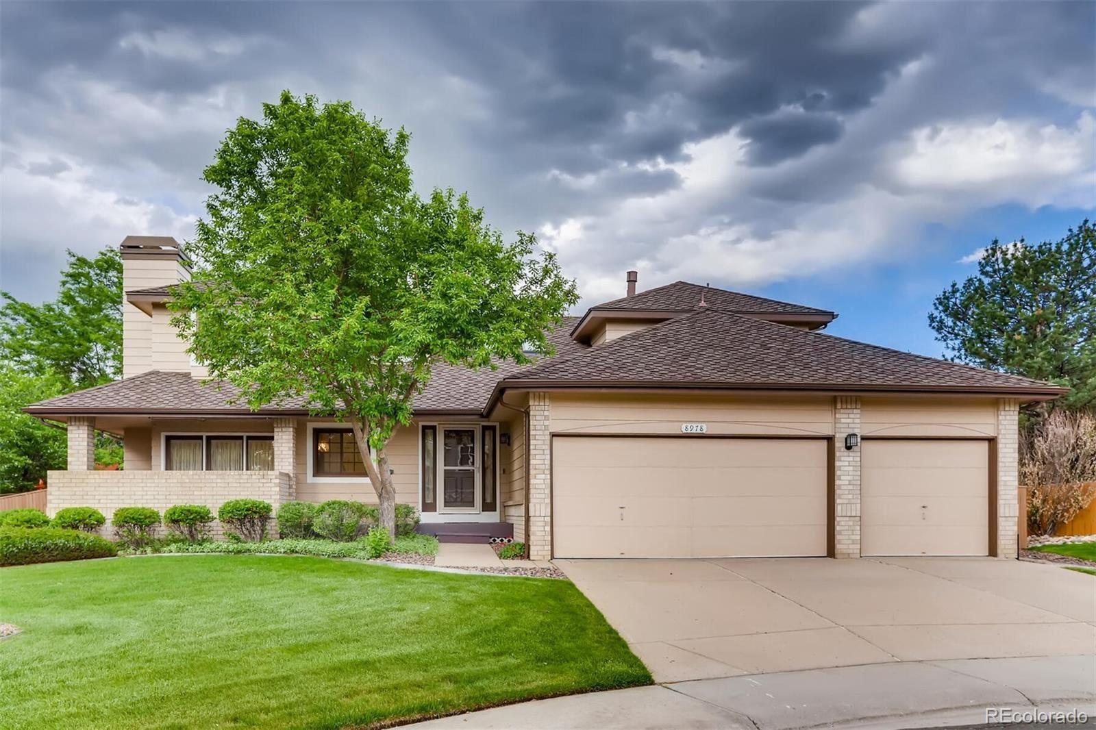 8978 Green Meadows Lane, Highlands Ranch, CO 80126 - #: 5188815