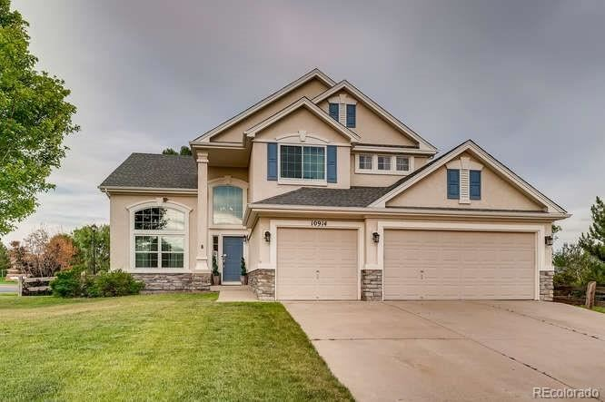 10914 Eagle Run Drive, Parker, CO 80138 - #: 6161815