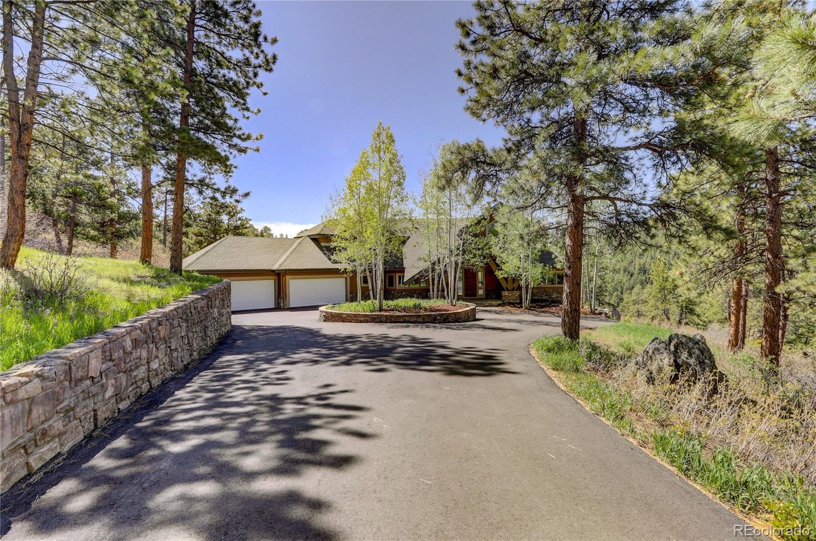 78 W Ranch Trail, Morrison, CO 80465 - #: 9795816