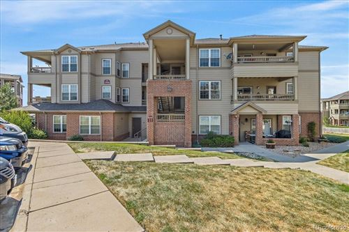 Photo of 12928 Ironstone Way #204, Parker, CO 80134 (MLS # 9071817)