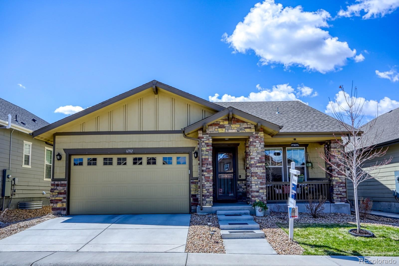 6702  Club Villa Road, Parker, CO 80134 - #: 1667818