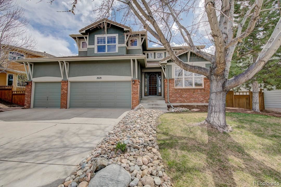 2620  Greensborough Drive, Highlands Ranch, CO 80129 - #: 2165818