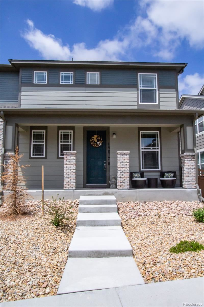 15877 E Otero Avenue, Centennial, CO 80112 - #: 6705818