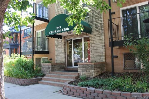 Photo of 1063 Clarkson Street #2, Denver, CO 80218 (MLS # 2333819)