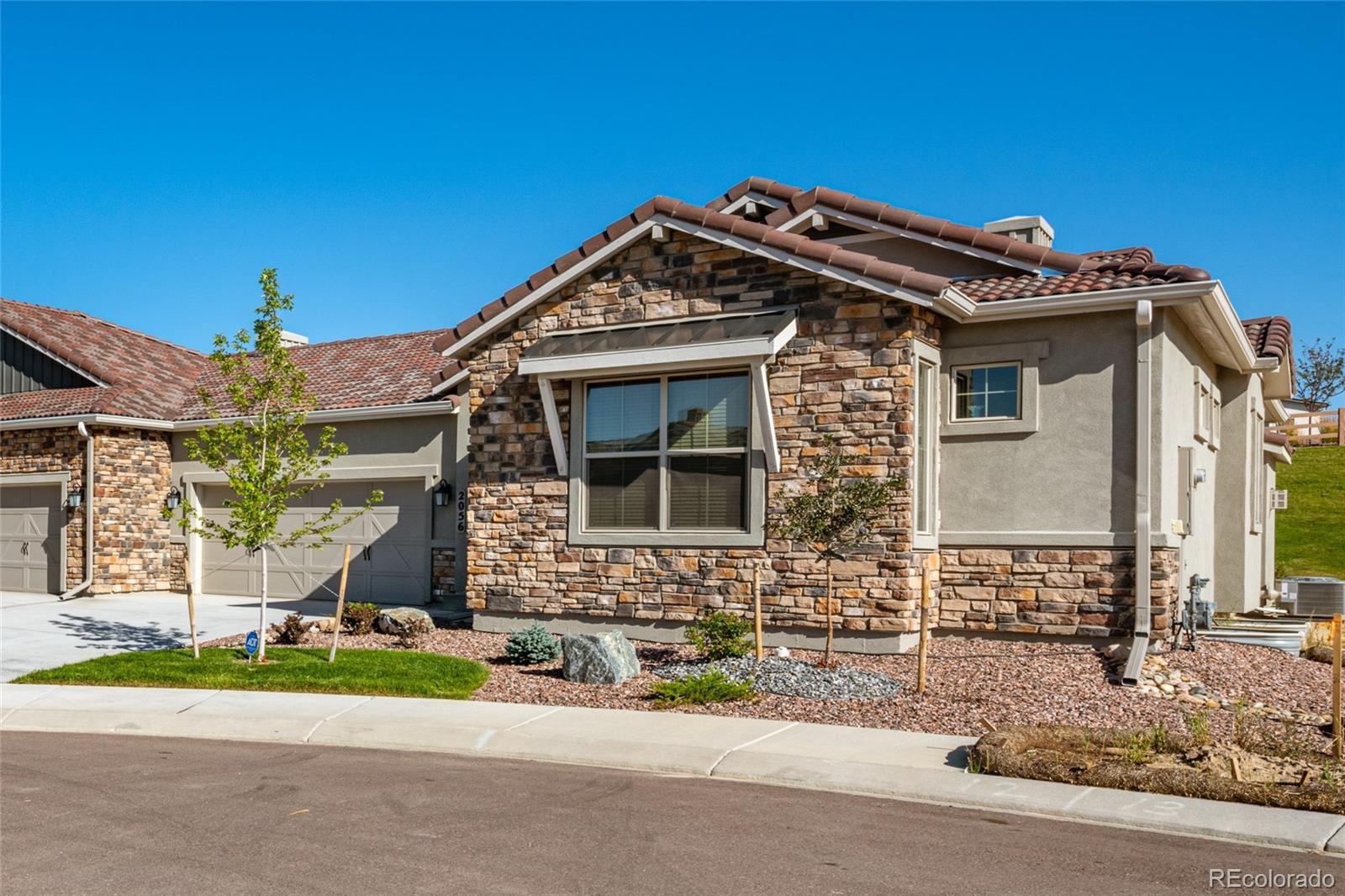 2056 Ruffino Drive, Colorado Springs, CO 80921 - #: 9655819