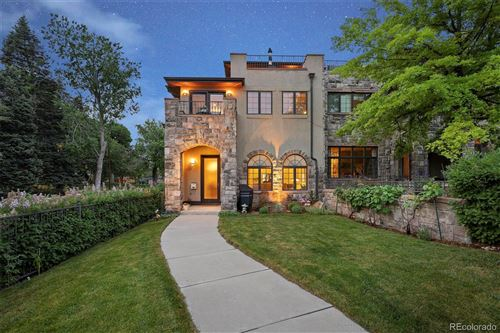 Photo of 4749 W Moncrieff Place, Denver, CO 80212 (MLS # 9028820)