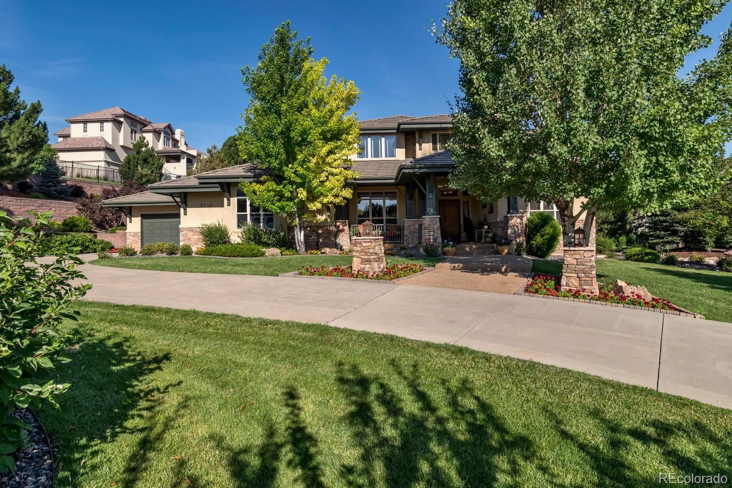 8746 Crooked Stick Place, Lone Tree, CO 80124 - #: 3302822