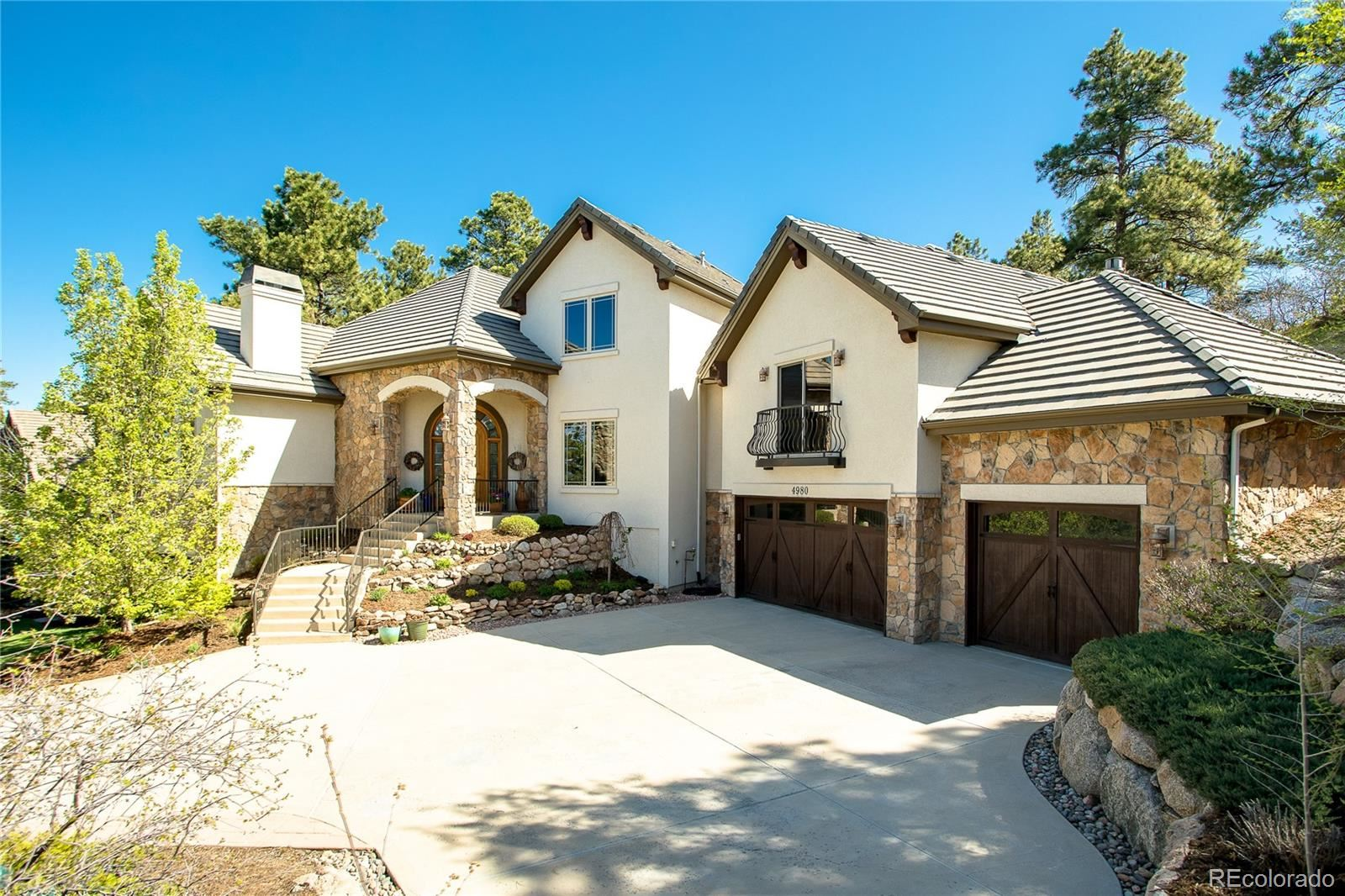 4980  Silver Pine Drive, Castle Rock, CO 80108 - #: 3766823
