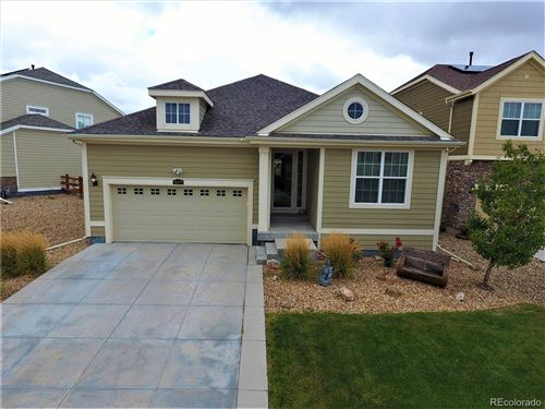 Photo of 18279 W 85th Drive, Arvada, CO 80007 (MLS # 3536826)