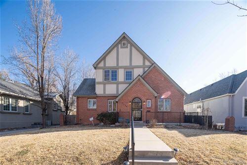 Photo of 1134 S Elizabeth Street, Denver, CO 80210 (MLS # 4698826)