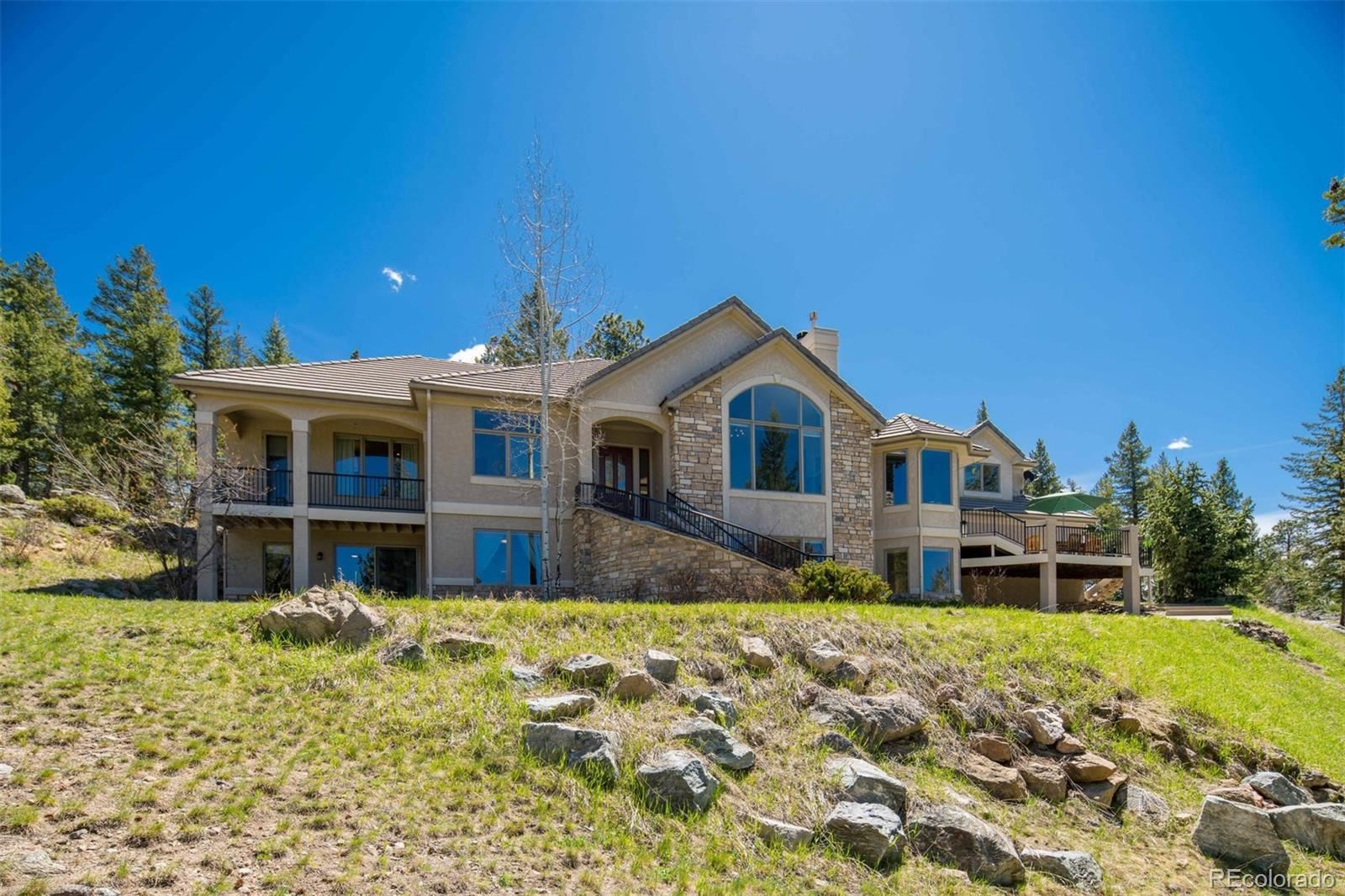 6957  Timbers Drive, Evergreen, CO 80439 - #: 3279826
