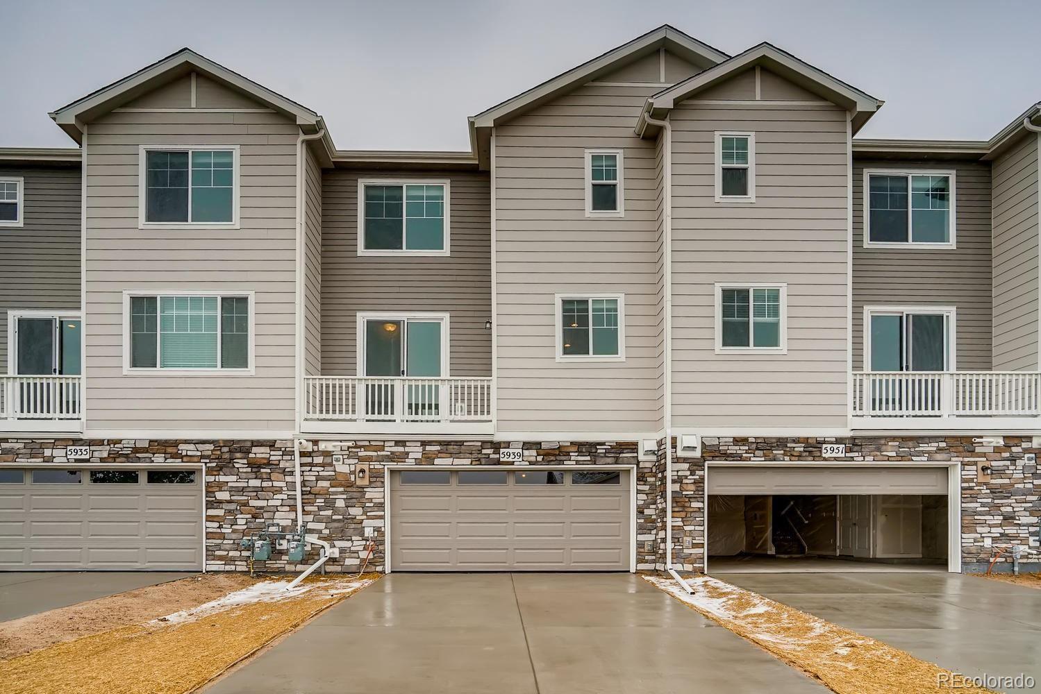 5628 Canyon View Drive #44, Castle Rock, CO 80104 - MLS#: 8128826