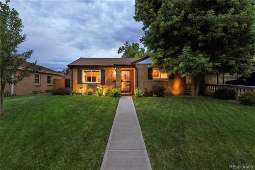 Photo of 3511 Newport Street, Denver, CO 80207 (MLS # 5769827)