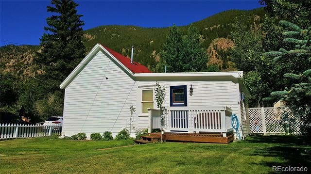 507 10th Street, Georgetown, CO 80444 - #: 8463827