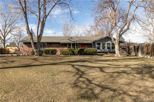 Photo of 6095 S Marshall Drive, Littleton, CO 80123 (MLS # 7114829)