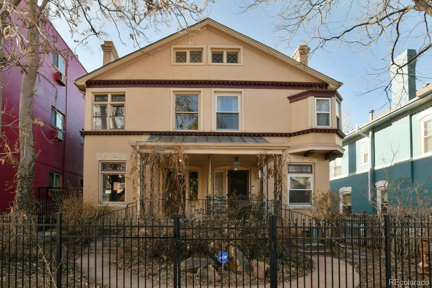 1237  Pearl Street, Denver, CO 80203 - #: 8546830