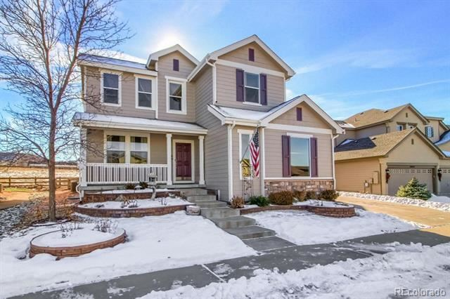 2789  Breezy Lane, Castle Rock, CO 80109 - #: 1998831