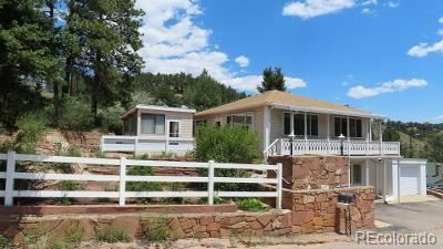 26381 Hilltop Drive, Evergreen, CO 80439 - #: 3796831