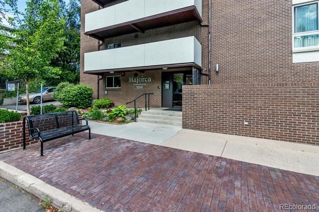 1050 North Lafayette Street #408 UNIT 408, Denver, CO 80218 - #: 8812833