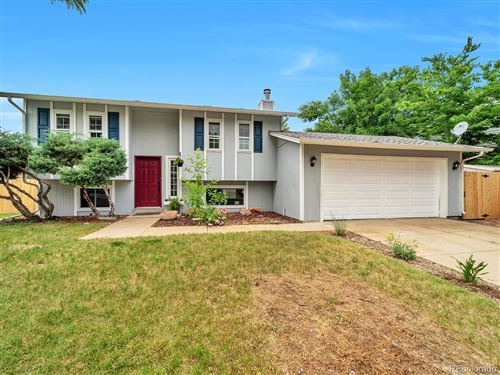 Photo of 8751 Dover Circle, Arvada, CO 80005 (MLS # 3345835)