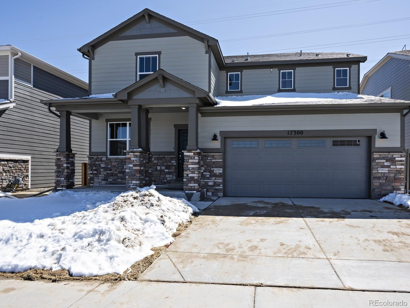 17300  Bluetrail Avenue, Parker, CO 80134 - #: 9282835