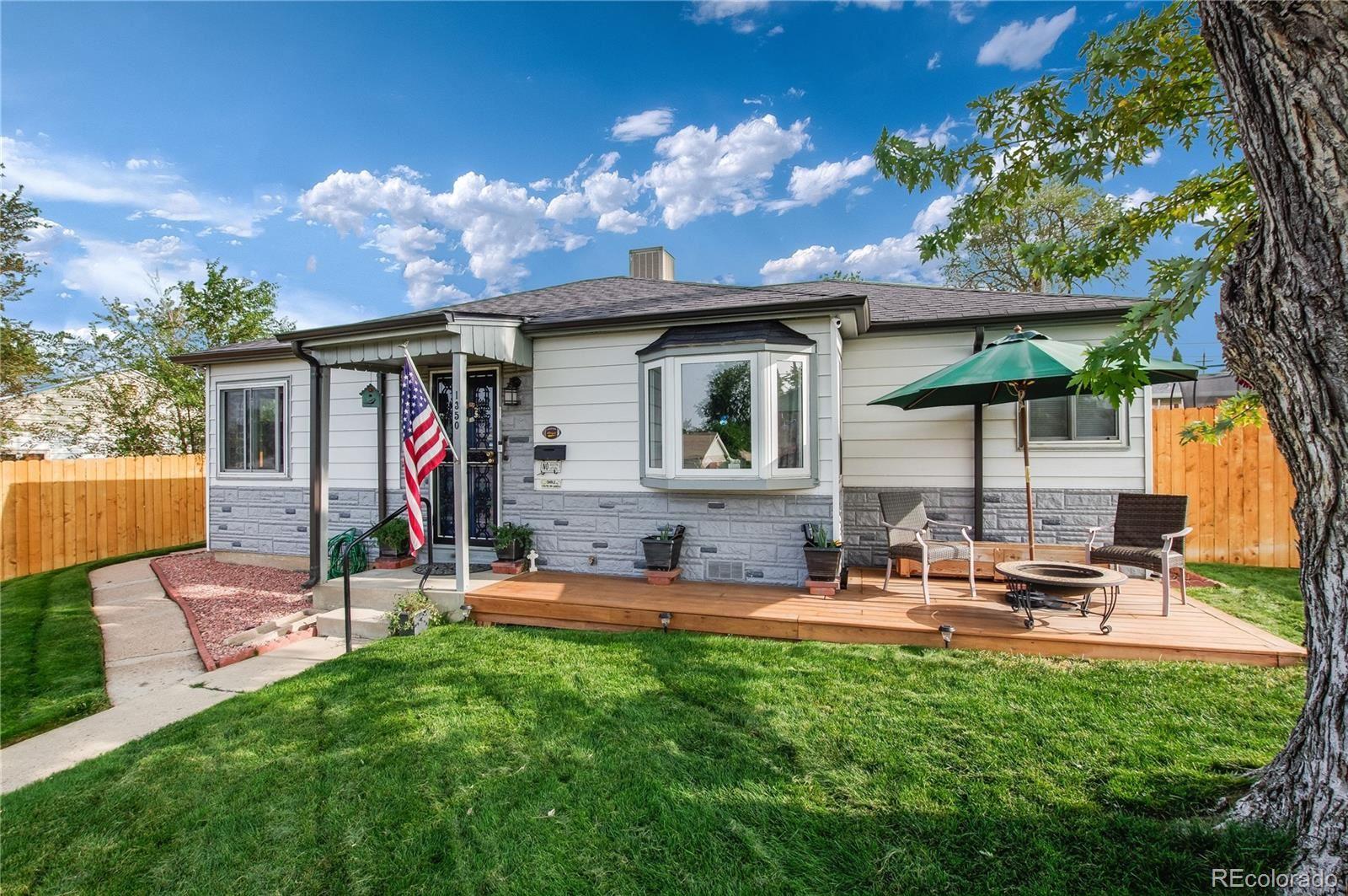 1350 W Ada Place, Denver, CO 80223 - MLS#: 2375836