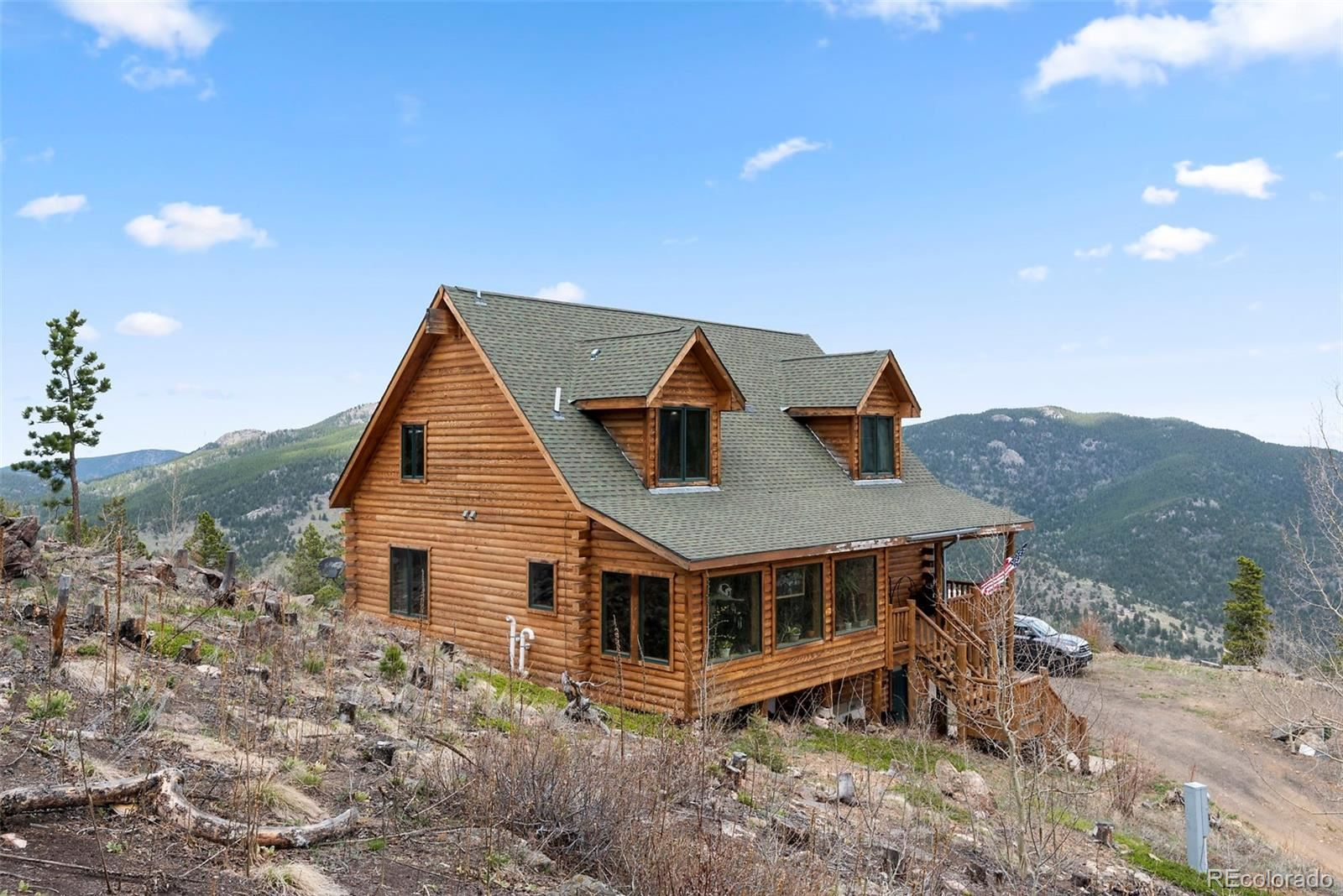 5771 Bear Paw Road, Golden, CO 80403 - #: 6105836