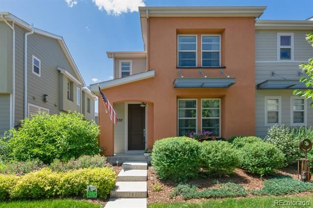 537 South Vance Court, Lakewood, CO 80226 - #: 9768839