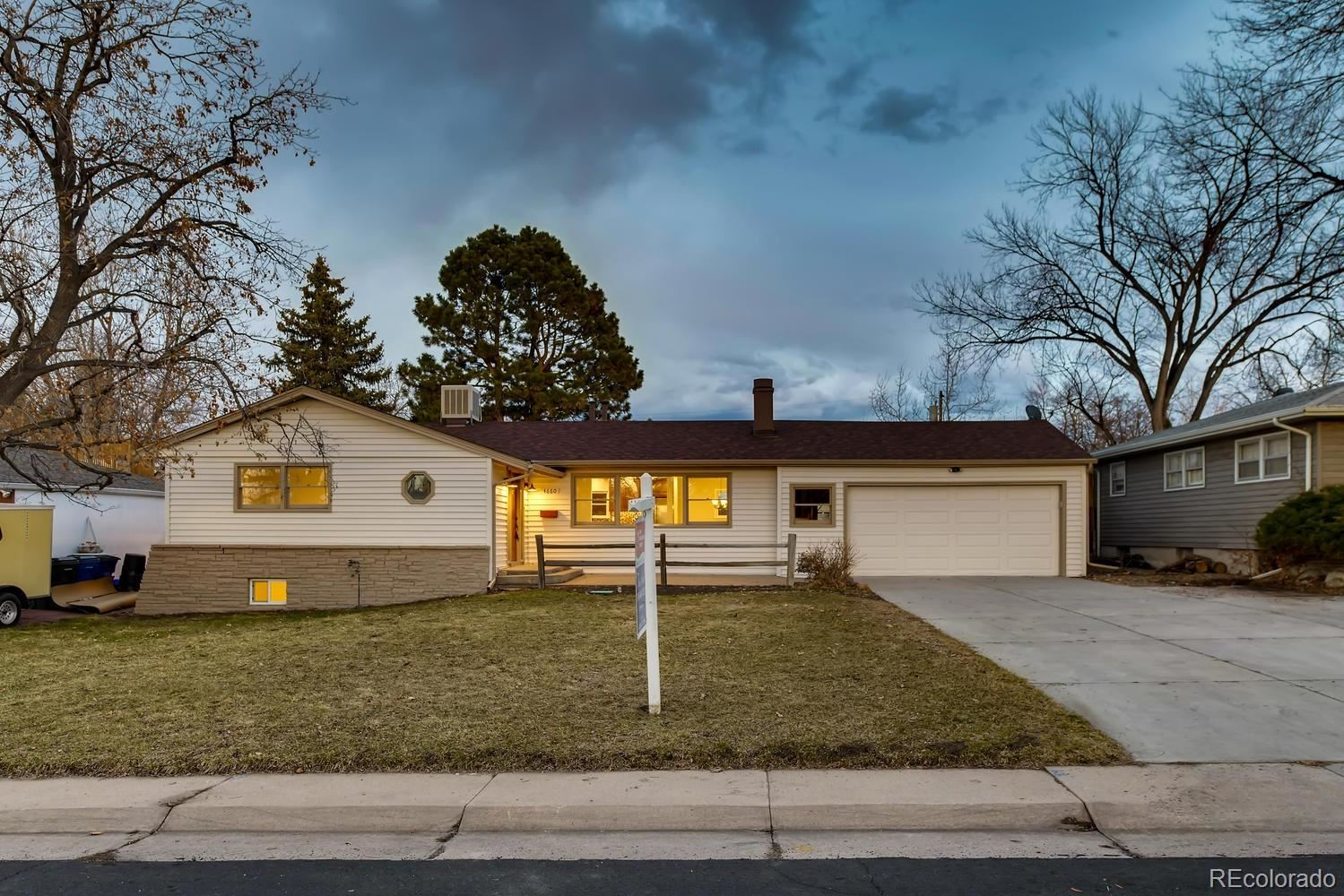 4660 S Inca Street, Englewood, CO 80110 - #: 3240842