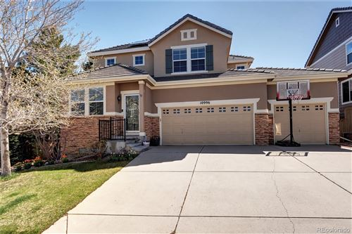 Photo of 10996 Chesmore Street, Highlands Ranch, CO 80130 (MLS # 5610843)