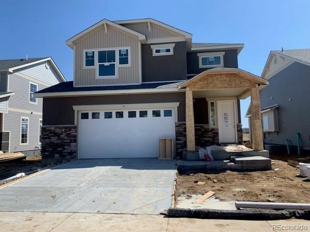 80  Oak Hill Way, Aurora, CO 80018 - #: 4100843