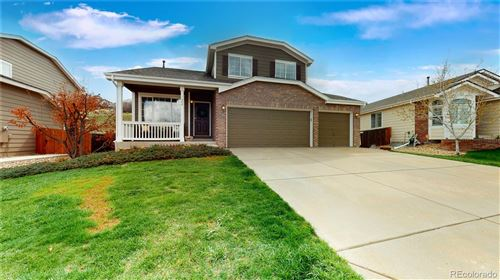 Photo of 1208 Berganot Trail, Castle Pines, CO 80108 (MLS # 5416844)