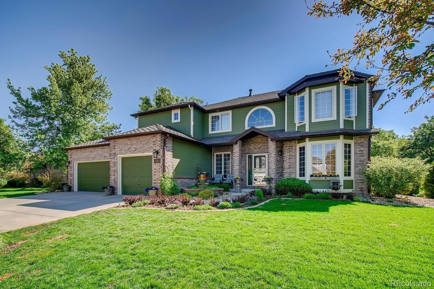 380  Golden Eagle Drive, Broomfield, CO 80020 - #: 8656845