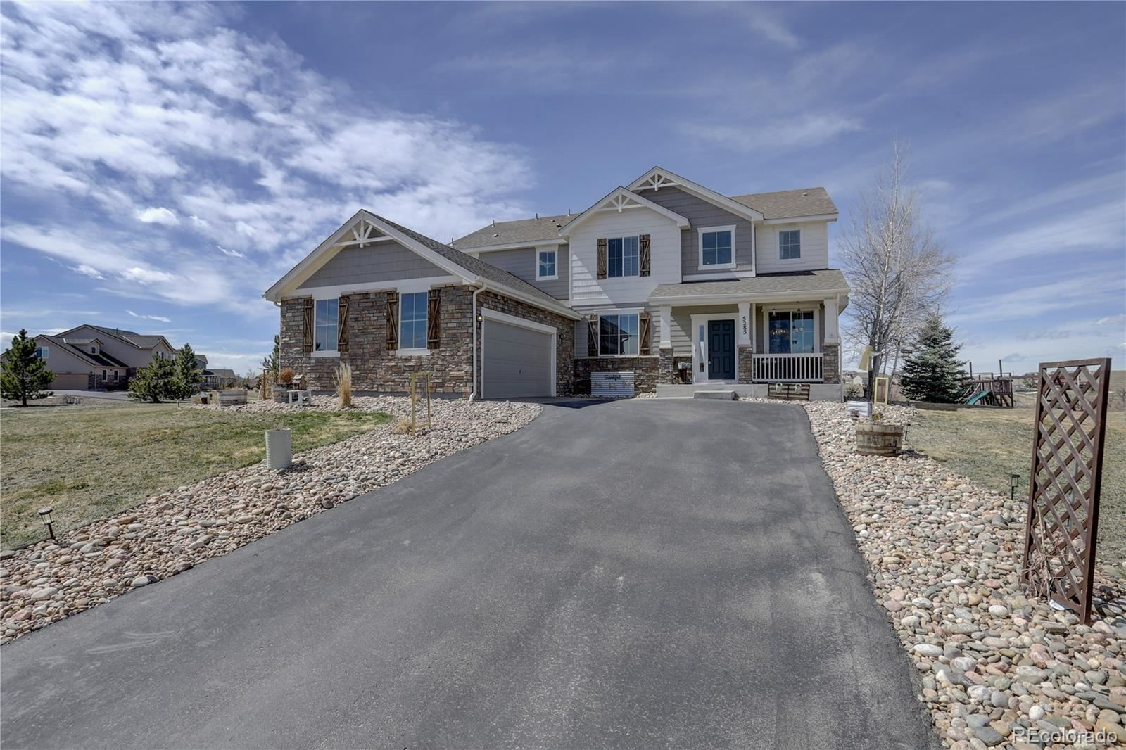 5285  La Quinta Circle, Elizabeth, CO 80107 - MLS#: 9081845