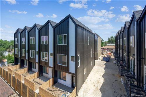 Photo of 4925 W 10th Avenue #114, Denver, CO 80204 (MLS # 9620846)