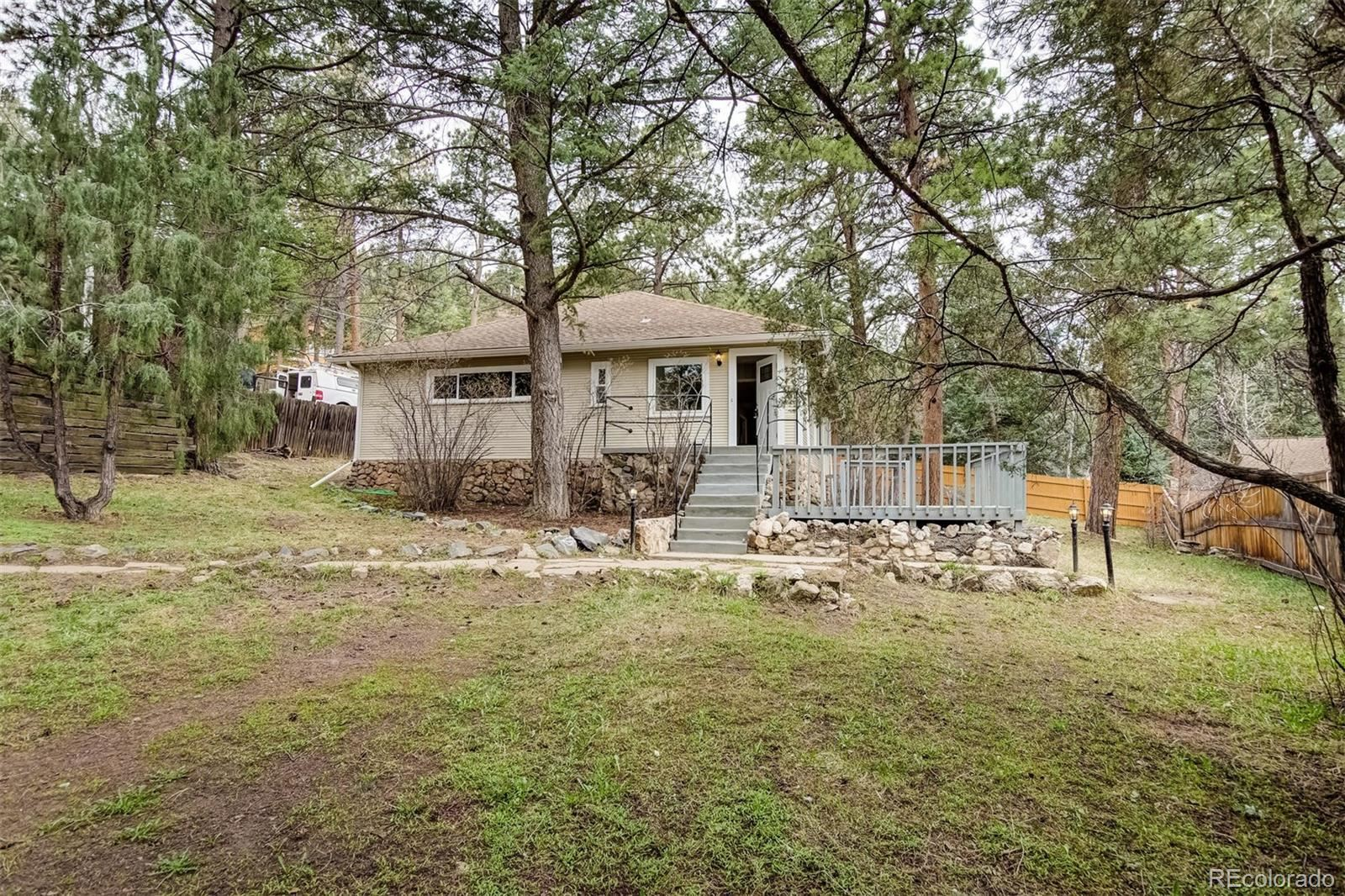 26427 S End Road, Kittredge, CO 80457 - #: 3635846