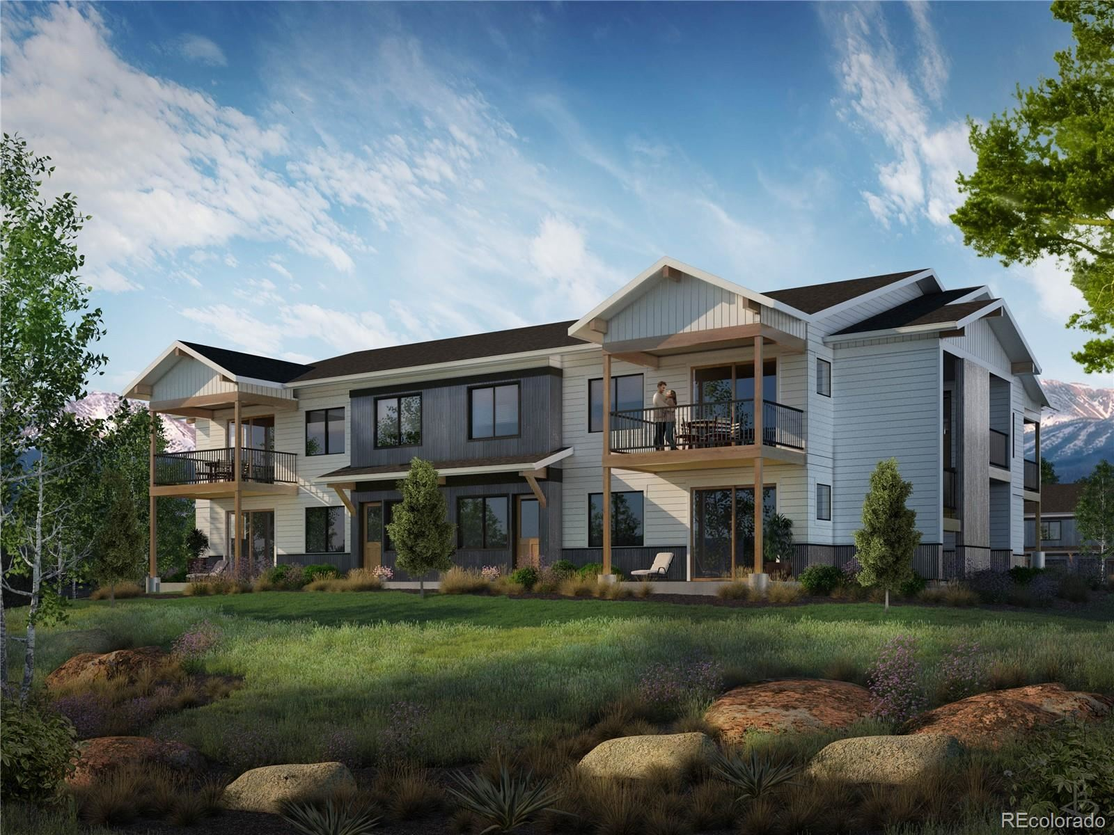 Photo of 401 W Meadow Mile (GCR 840) #2, Fraser, CO 80442 (MLS # 9171846)
