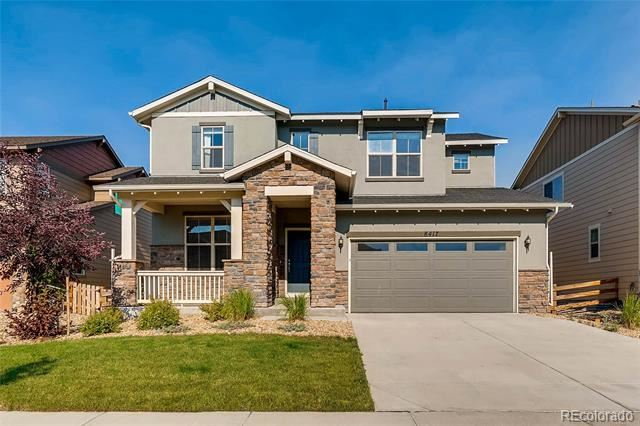 8417  Wilkerson Court, Arvada, CO 80007 - #: 9908846