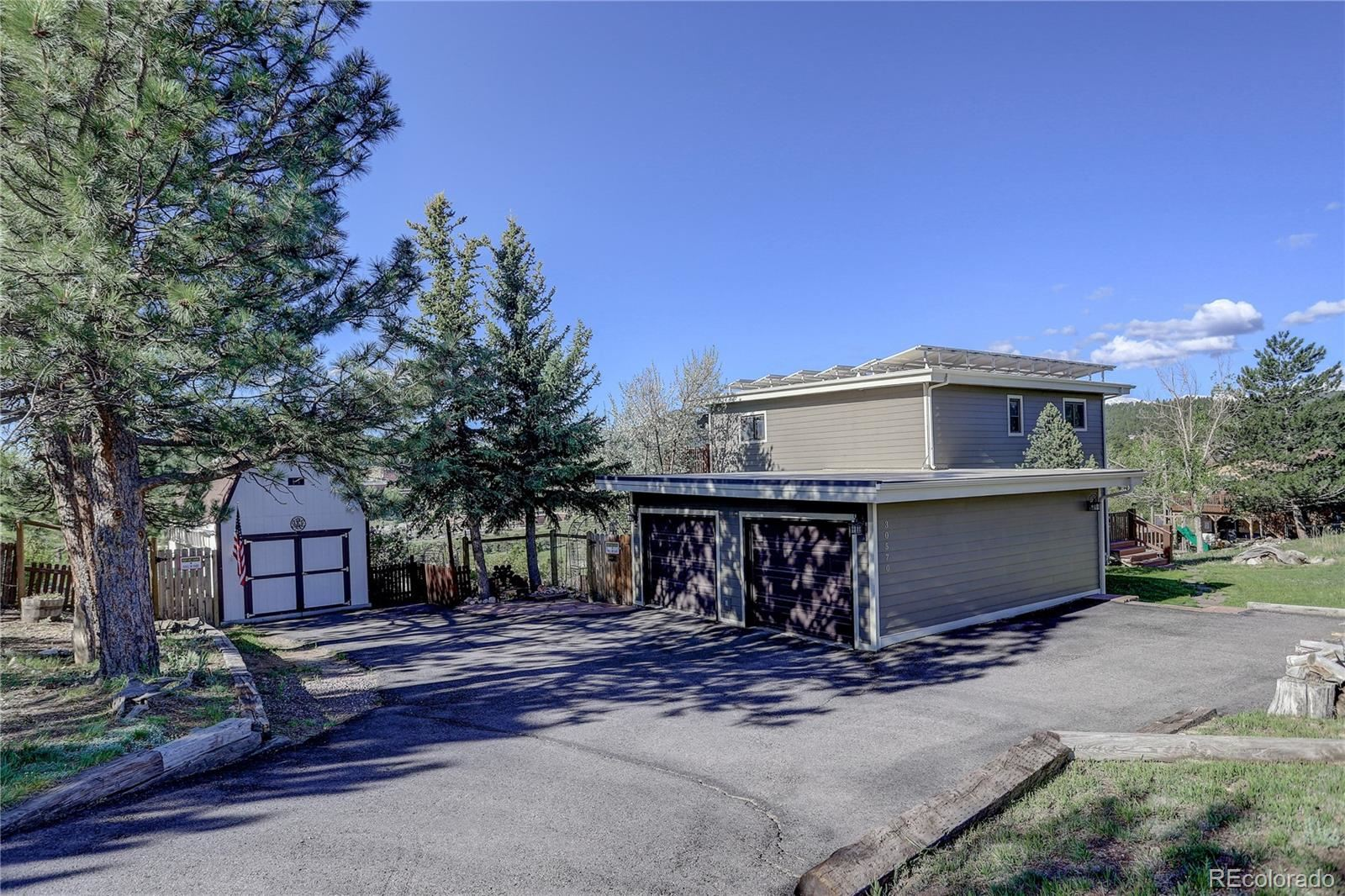 30570 Chestnut Drive, Evergreen, CO 80439 - #: 1976850