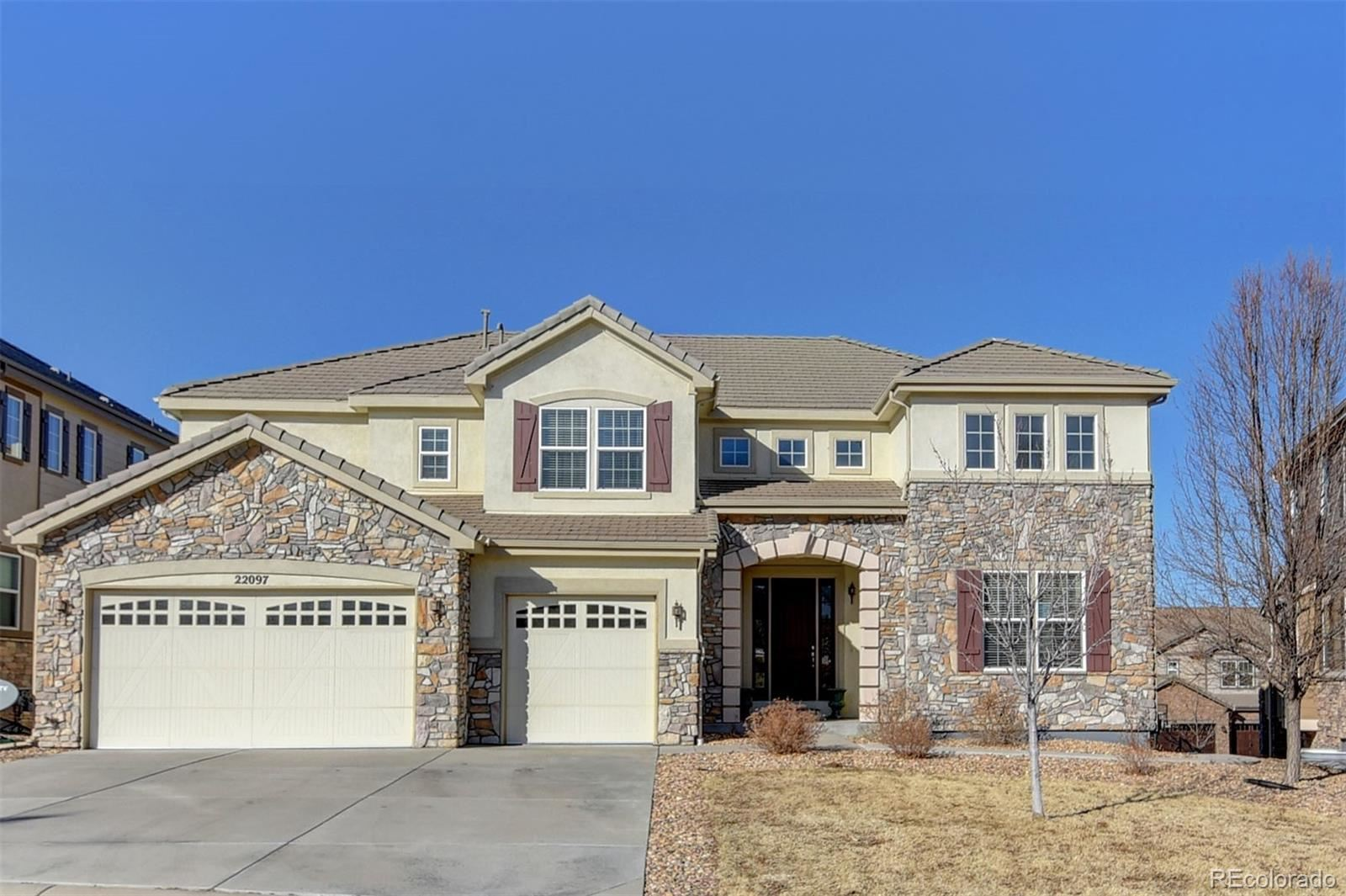 22097 E Easter Circle, Aurora, CO 80016 - #: 8558850