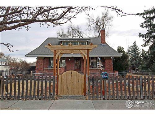 Photo of 630 Martin Street, Longmont, CO 80501 (MLS # IR931851)