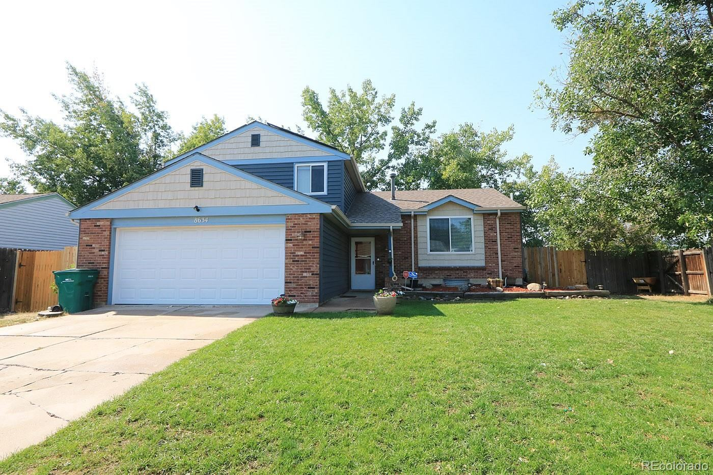 8634 W Indore Place, Littleton, CO 80128 - MLS#: 5221854