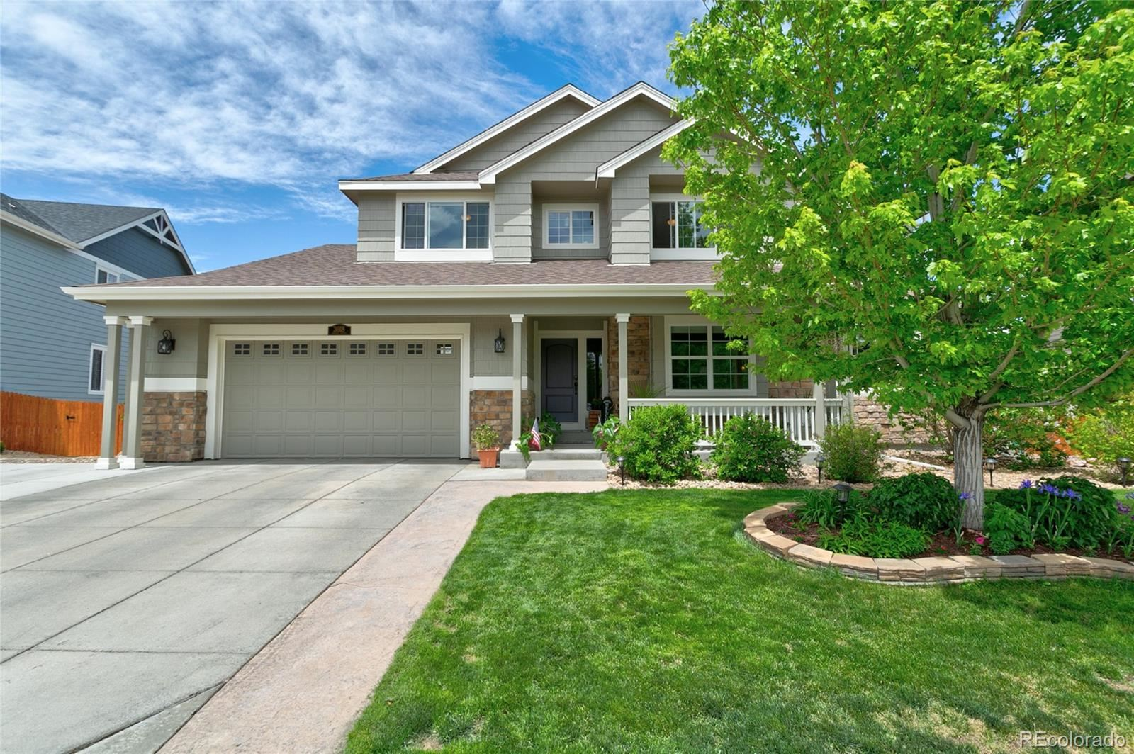 3018  Mashie Circle, Castle Rock, CO 80109 - #: 2785855