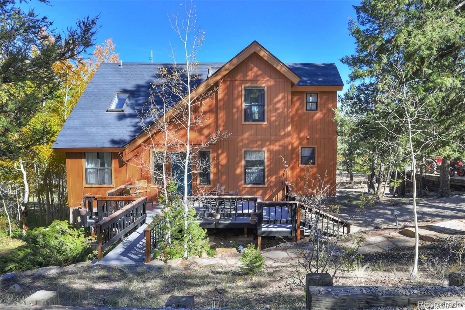 2028 Redhill Road, Fairplay, CO 80440 - #: 9381855