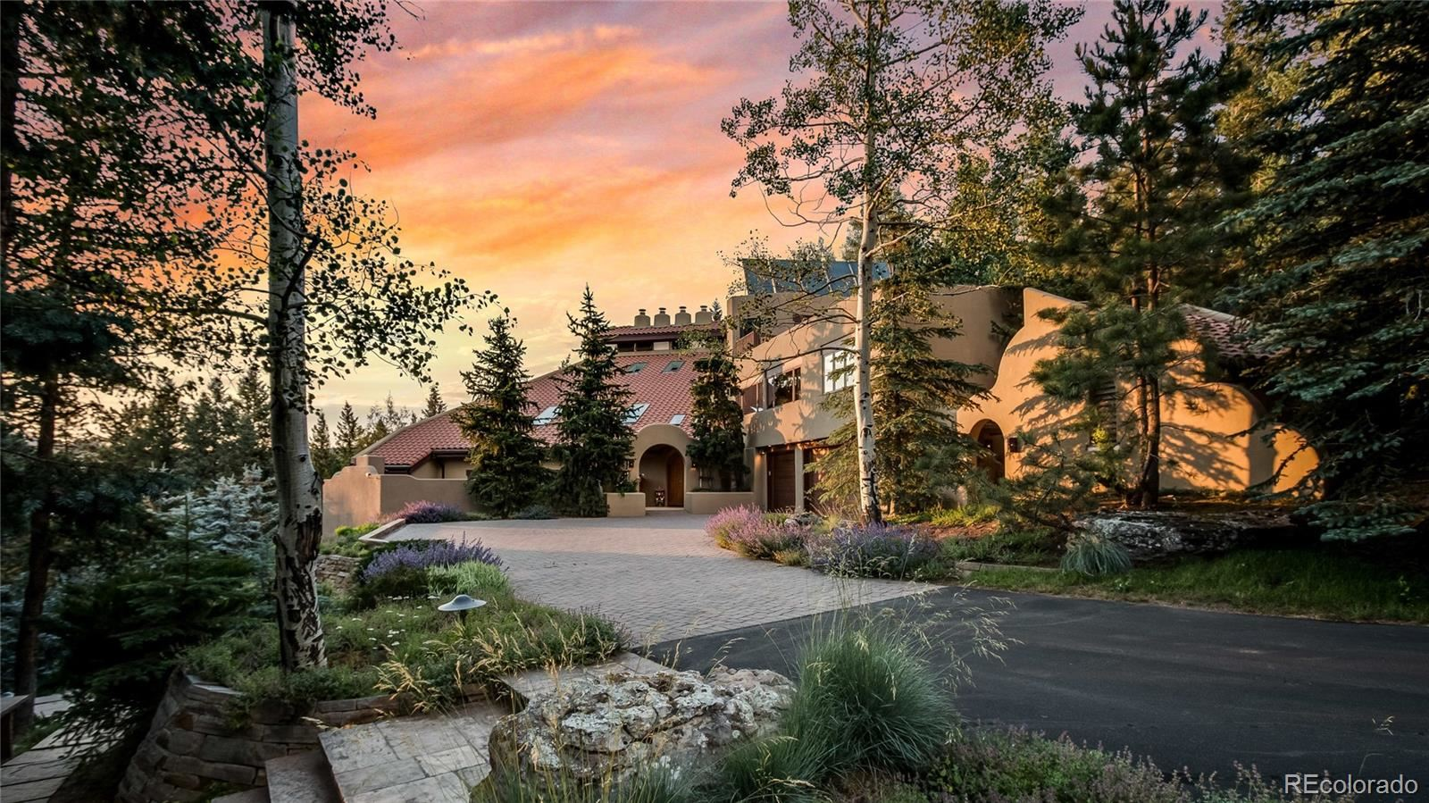 33791  Meadow Mountain Road, Evergreen, CO 80439 - #: 2702856