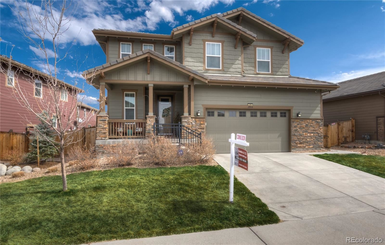 10364 Kenneth Drive, Parker, CO 80134 - #: 4491857