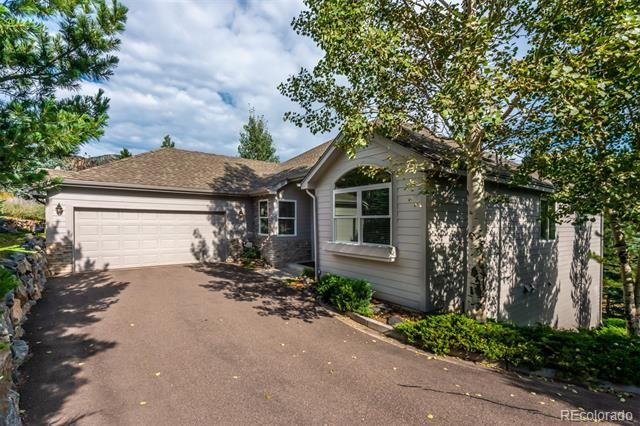 31415 Forestland Drive, Evergreen, CO 80439 - #: 8614857