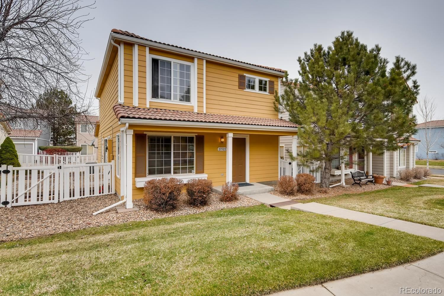 21522 E 47th Avenue, Denver, CO 80249 - #: 3644861