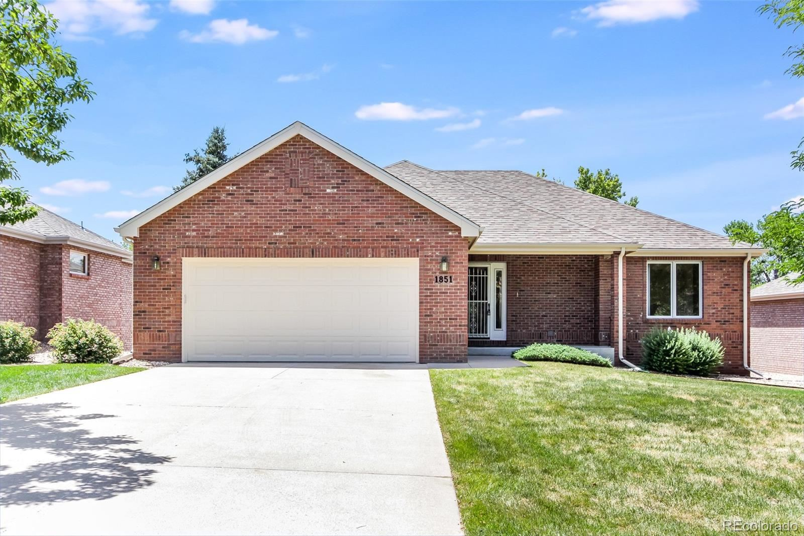 1851 44th Avenue Court, Greeley, CO 80634 - #: 4312861