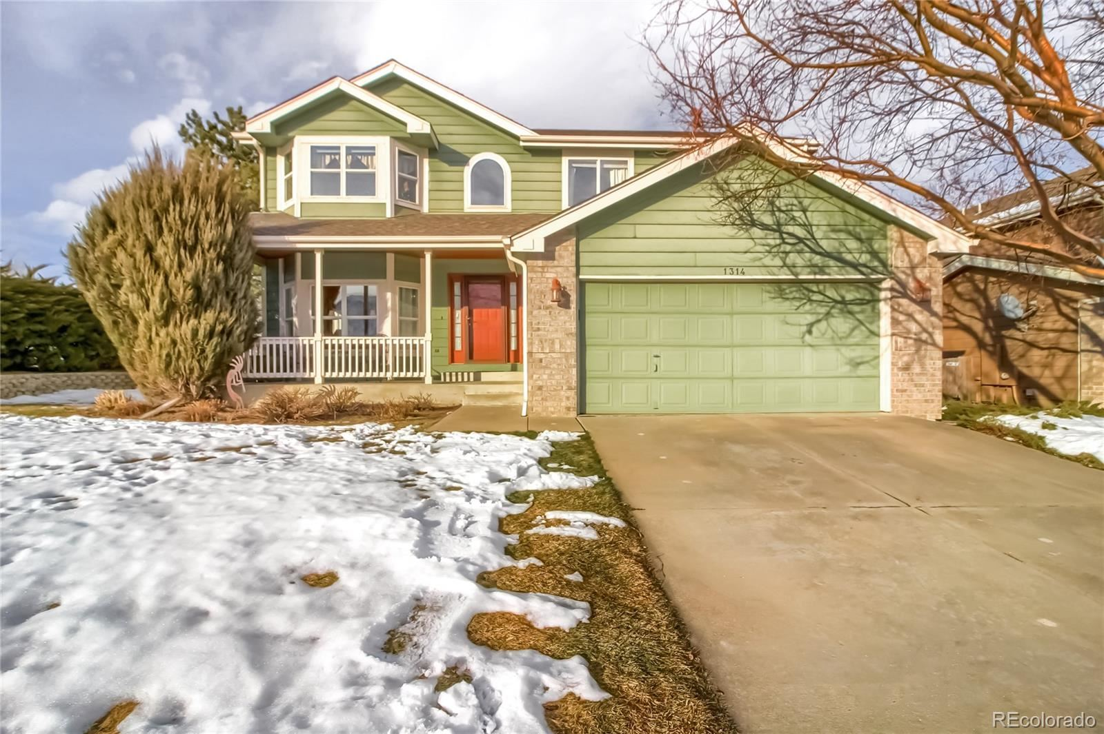 1314  Cody Trail, Golden, CO 80403 - #: 8523861